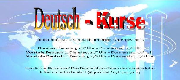 Flyer Deutschkurs ab März 2017 vorne
